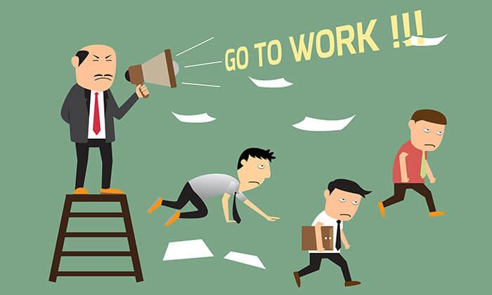 stress au travail conséquences sur la santé